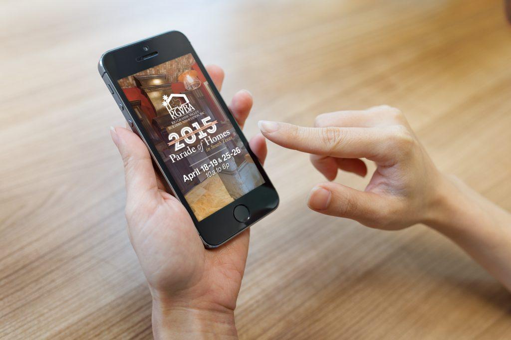 RGVBA Parade Of Homes App