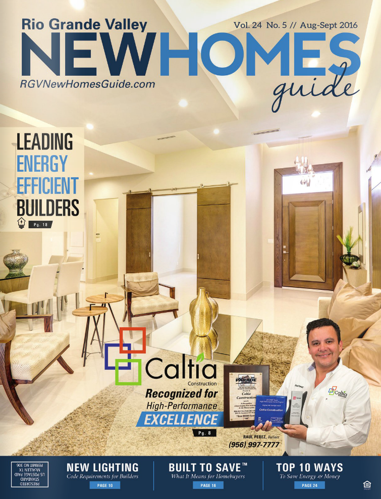 RGV New Homes Guide